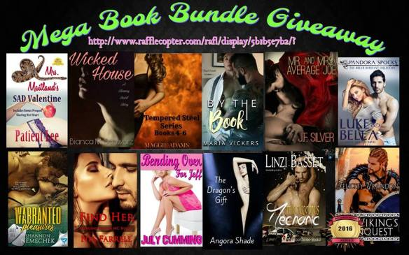 Maggie Adams - Giveaway Graphic
