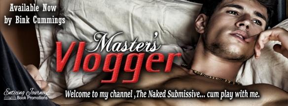master's vlogger banner